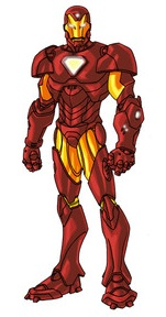 Iron Man Graphic